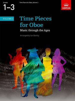 Time Pieces: For Oboe : Music Through the Ages in 2 Volumes: v. 1