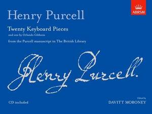Twenty Keyboard Pieces and One by Orlando Gibbons