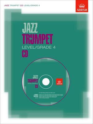 Jazz Trumpet CD Level/Grade 4: Not for Sale in North America