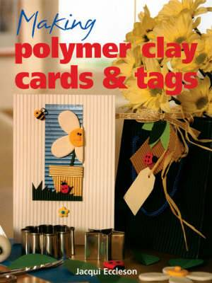 Making Polymer Clay Cards and Tags