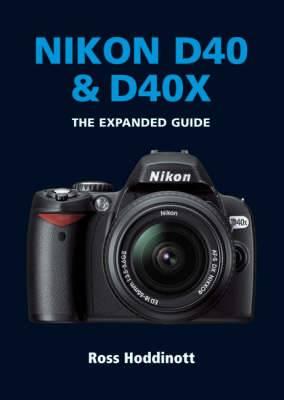 Nikon D40 and D40X