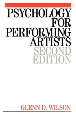 Psychology for Performing Artists: Butterflies and Bouquets