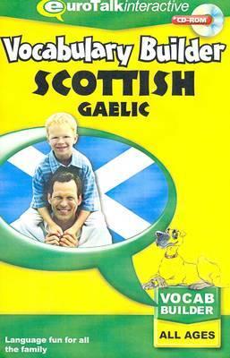 Vocabulary Builder - Scots Gaelic