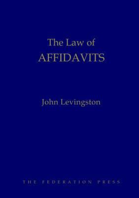 The Law of Affidavits