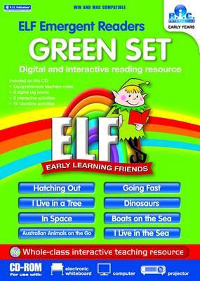 ELF Readers - Green Set