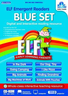 ELF Readers - Blue Set