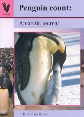 Penguin Count: Antarctic Journal: Small Book: Antarctic Journal: Small Book