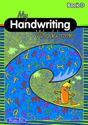 My Handwriting Workbook Book D