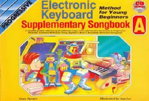 Electronic Keyboard: Method for Young Beginners