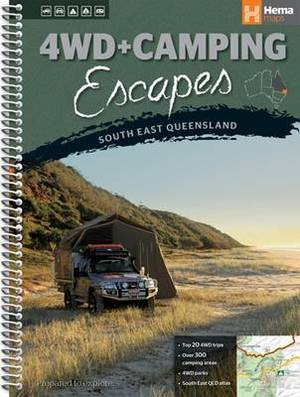 Queensland South East 4WD + Camping Escapes: 2013