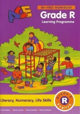 My first workbook: Gr R: Workbook