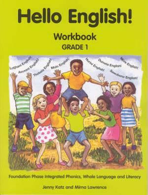Hello English: Gr 1: Workbook