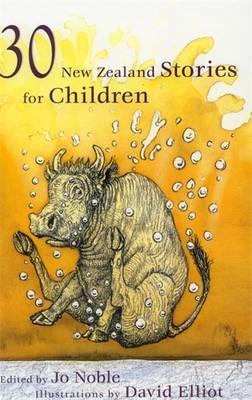 30 New Zealand Stories for Children