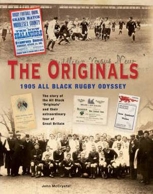 The Originals: All Black Rugby Odyssey