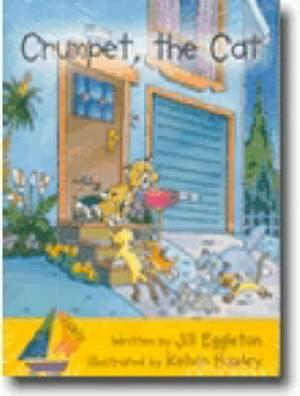 Crumpet, the Cat