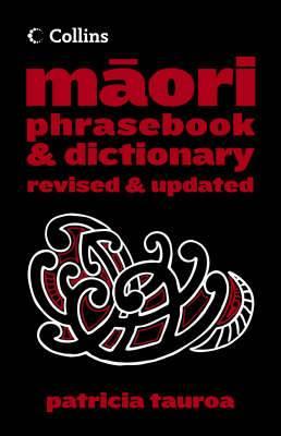 Collins Maori Phrase Book And Dictionary
