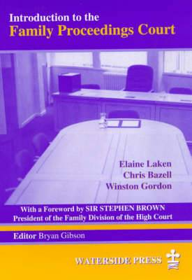 Introduction to the Family Proceedings Court