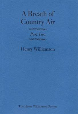 A Breath of Country Air: Pt. 2
