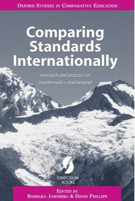 Comparing Standards Internationally: Research and Practice in Mathematics and Beyond