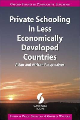 Private Schooling in Less Economically Developed Countries: Asian and African Perspectives