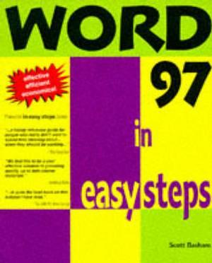 Word 97 in Easy Steps