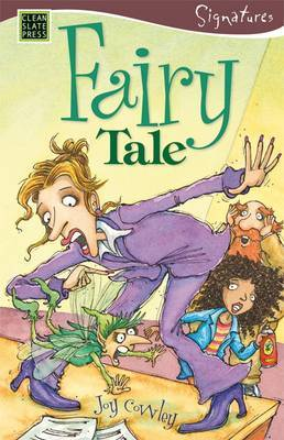 Fairy Tale: The Big Hairy Author