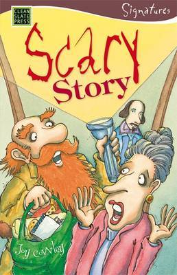 The Big Hairy Author: Scary Story