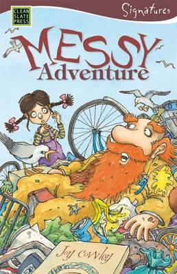 The Big Hairy Author: Messy Adventure