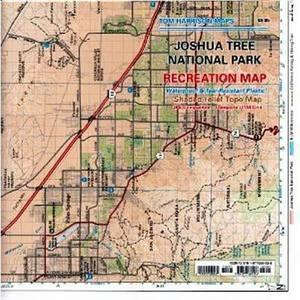 Joshua Tree National Park: Recreation Map