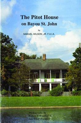 The Pitot House on Bayou St. John