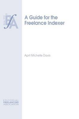 A Guide for the Freelance Indexer