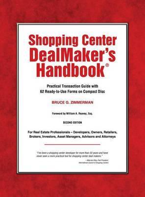 Shopping Center Dealmaker's Handbook(r)