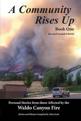 A Community Rises Up: Book One, Personal Stories from Those Affected by the Waldo Canyon Fire