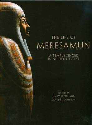 Life of Meresamun: A Temple Singer in Ancient Egypt
