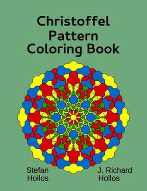 Christoffel Pattern Coloring Book