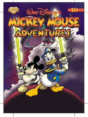 Mickey Mouse Adventures: v. 10