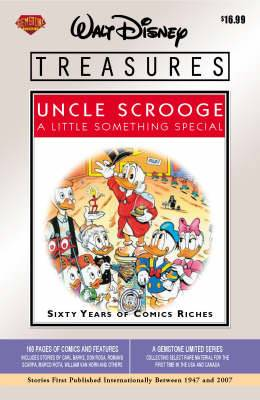 Walt Disney Treasures: Uncle Scrooge - A Little Something Special