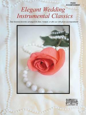 Elegant Wedding Classics: Piano Accompaniment