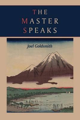 The Master Speaks