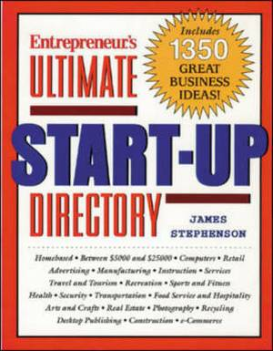 Ultimate Small Business Start-up