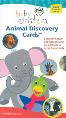 Baby Einstein - Animal Discovery Cards