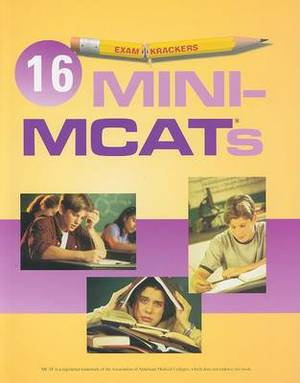examkrackers 16 Mini-MCATs