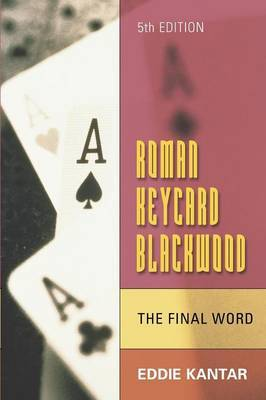 Roman Keycard Blackwood - The Final Word