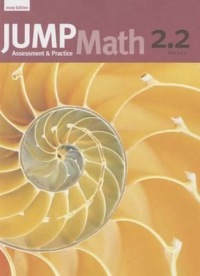 Jump Math 2.2: Book 2, Part 2 of 2
