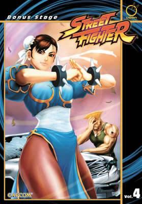 Street Fighter: V. 4: Bonus Stage