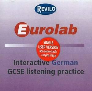 Eurolab GCSE Deutsche Ausgabe: Interactive German GCSE Listening Practice