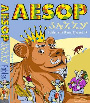 Aesop's Fables: Aesop's Jazzy Fables with Music and Sound Effects