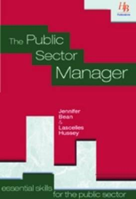 The Public Sector Manager: Essential Stalls for the Public Sector