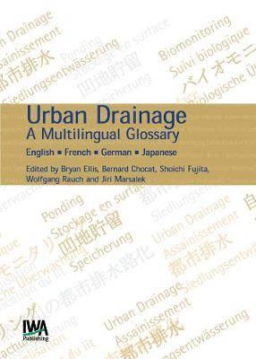 Urban Drainage: A Multilingual Glossary