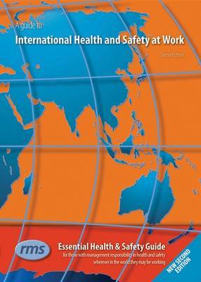 A Study Book for the NEBOSH International General Certificate in Occupational Health and Safety